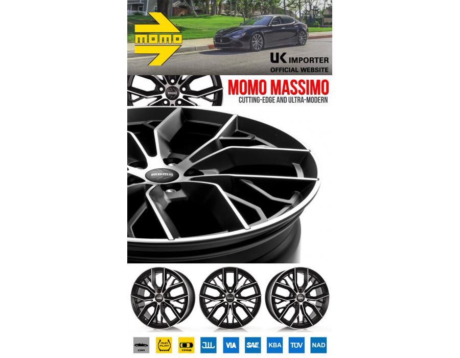 MOMO Massimo - OE Inspired
