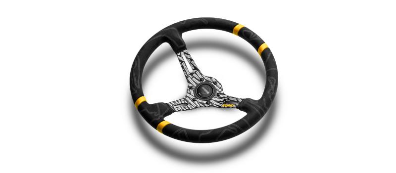 Momo Ultra Steering Wheel