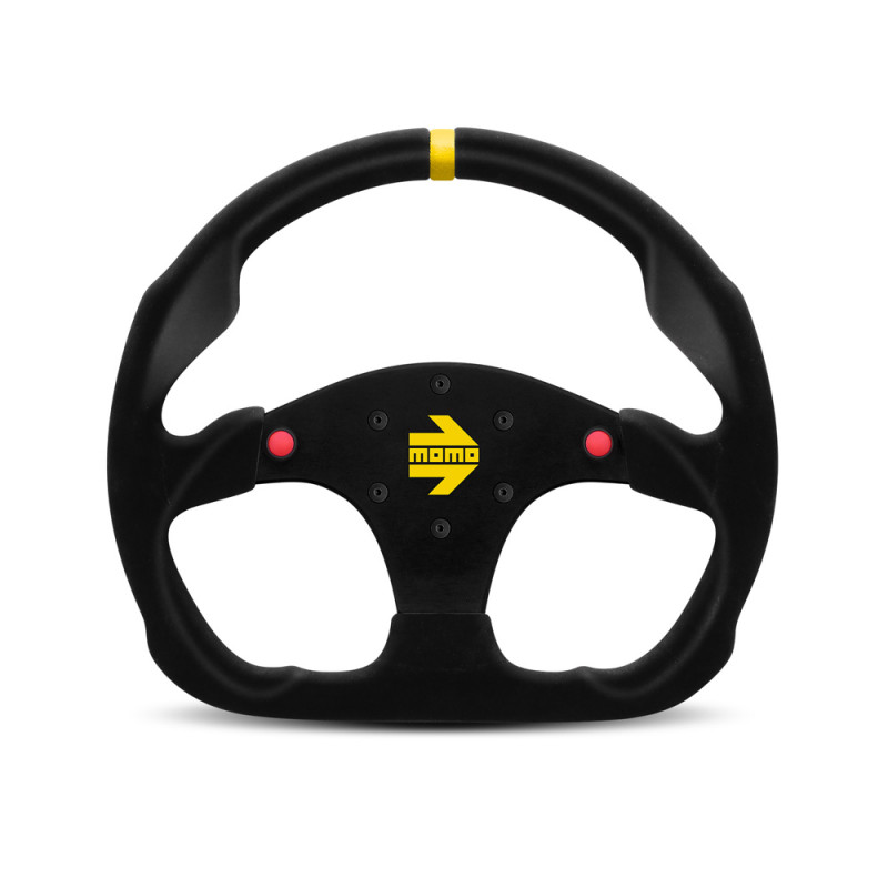 MOMO MOD.30 Steering Wheel - With Buttons