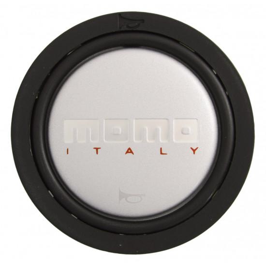 MOMO Horn Button - 2 Contact - Silver