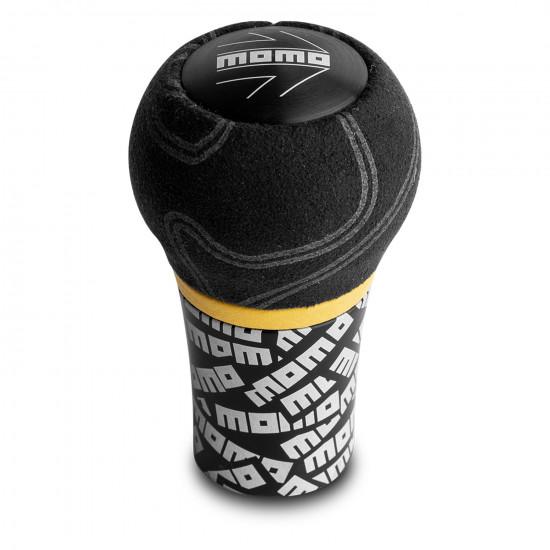 MOMO Ultra Gear Knob - Black