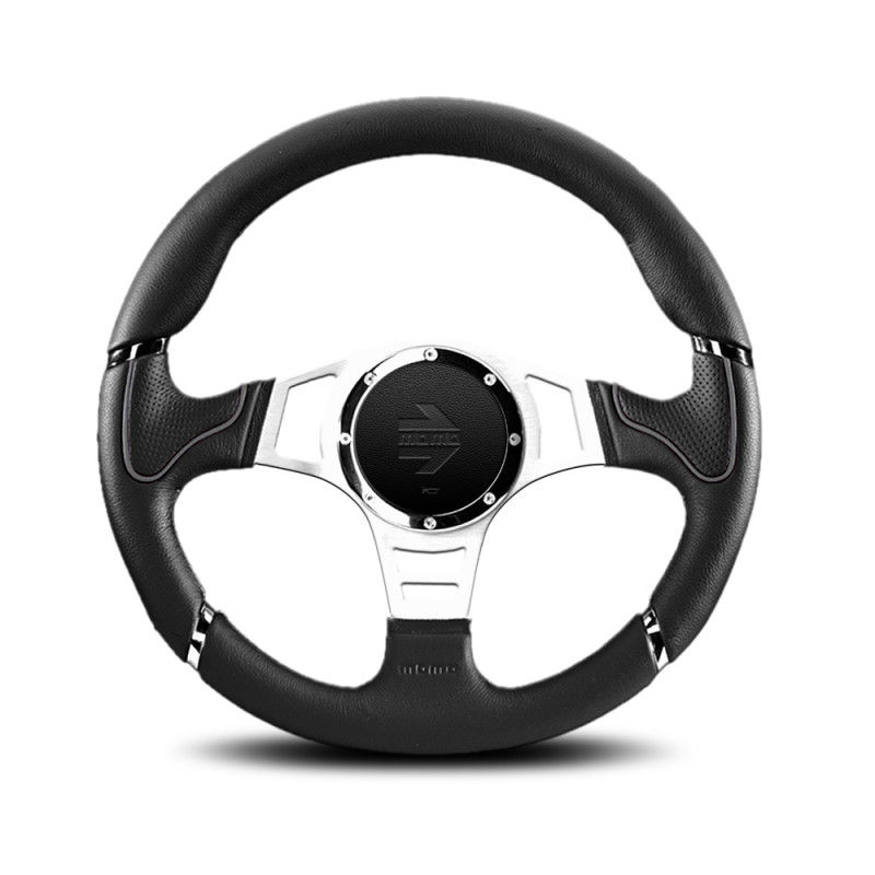 MOMO Millenium Sport  steering wheel - Grey
