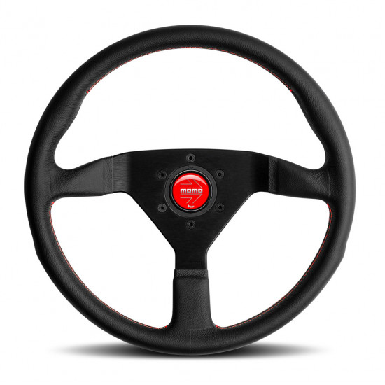 MOMO Montecarlo steering wheel - Red