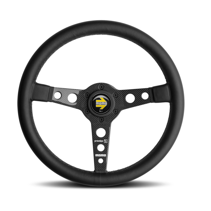 MOMO Prototipo Carbon 6C steering wheel