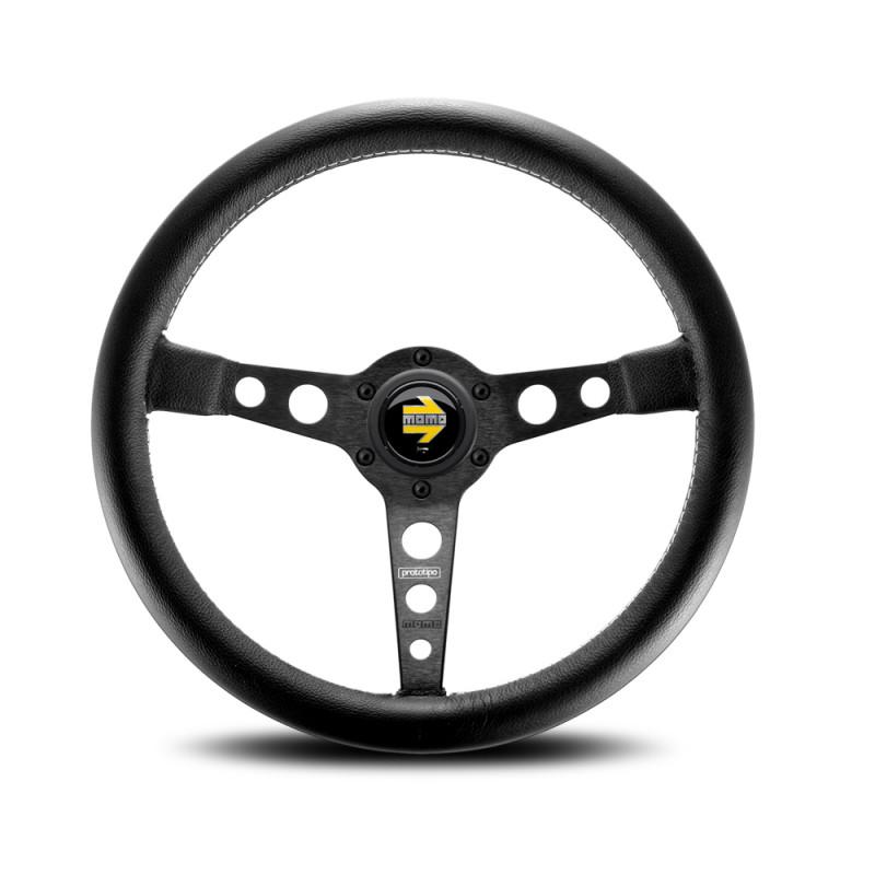 MOMO Prototipo steering wheel - Black