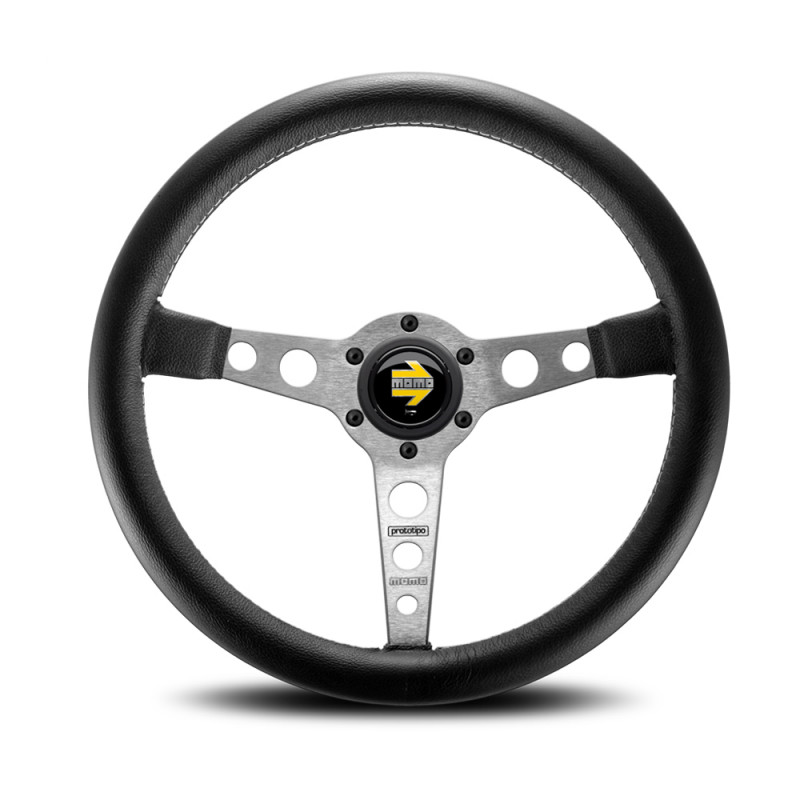 MOMO Prototipo steering wheel - Silver