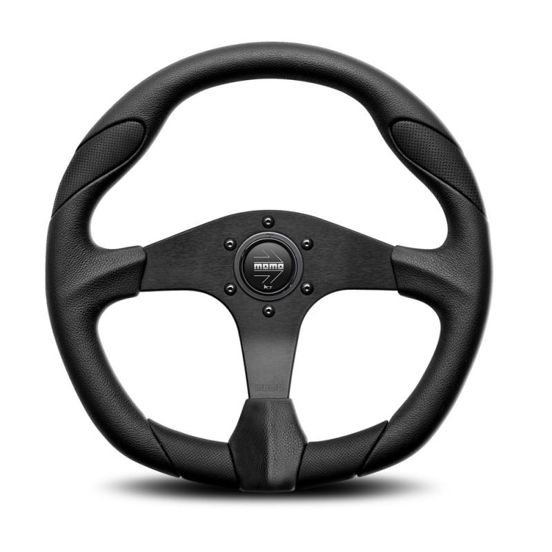 MOMO Quark steering wheel - Black